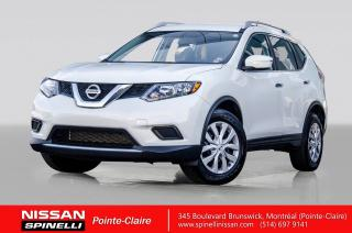 Used 2015 Nissan Rogue S AWD for sale in Montréal, QC