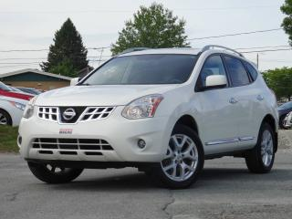 Used 2012 Nissan Rogue SL AWD + NAV + CAMÉRA 360 + TOIT + CUIR for sale in Sherbrooke, QC