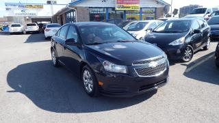 Used 2014 Chevrolet Cruze 1LT/BLUETOOTH/VERY CLEAN/IMMACULATE$11500 for sale in Brampton, ON