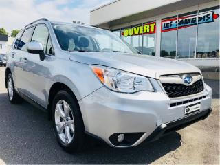 Used 2014 Subaru Forester 2.5i Convenience for sale in Lévis, QC