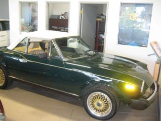 Used 1979 Fiat 124 Spider for sale in Markham, ON