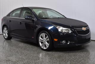 Used 2014 Chevrolet Cruze for sale in Drummondville, QC