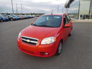 Used 2009 Chevrolet Aveo Lt, Toit, Cruise for sale in Mirabel, QC