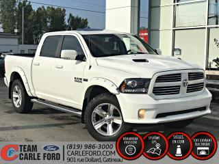 Used 2016 RAM 1500 Dodge Ram 1500 Sport 2016, toit ouvrant, for sale in Gatineau, QC