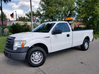 Used 2012 Ford F-150 XL,RWD,REGULAR CAB for sale in Mississauga, ON