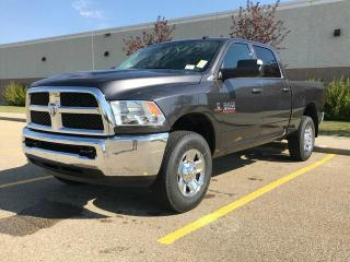 New 2018 RAM 3500 ST 4x4 Crew Cab / Back Up Camera for sale in Edmonton, AB