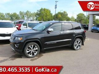 Used 2014 Jeep Grand Cherokee LIMITED CHEROKEE SUV; 4x4, BLUETOOTH, KEYLESS ENTRY, A/C!; for sale in Edmonton, AB