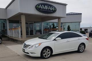 Used 2011 Hyundai Sonata LTD / NAV / LOADED / NO PAYMENTS FOR 6 MONTHS !!! for sale in Tilbury, ON