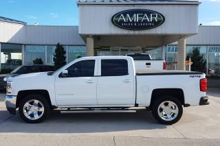 Used 2018 Chevrolet Silverado 1500 CREW CAB / 4X4 / NO  PAYMENTS FOR 6 MONTHS !! for sale in Tilbury, ON