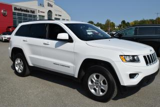 Used 2016 Jeep Grand Cherokee Laredo for sale in Sherbrooke, QC