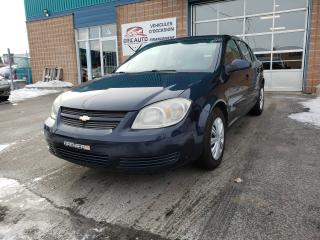 Used 2010 Chevrolet Cobalt for sale in St-Eustache, QC