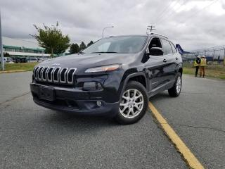 Used 2015 Jeep Cherokee LATI for sale in Richmond, BC