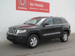 Used 2012 Jeep Grand Cherokee LAREDO 4WD for sale in Edmonton, AB