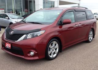 Used 2013 Toyota Sienna SE for sale in Renfrew, ON