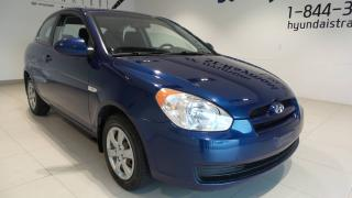 Used 2009 Hyundai Accent Hayon 3 portes, boîte manuelle, GL for sale in St-raymond, QC