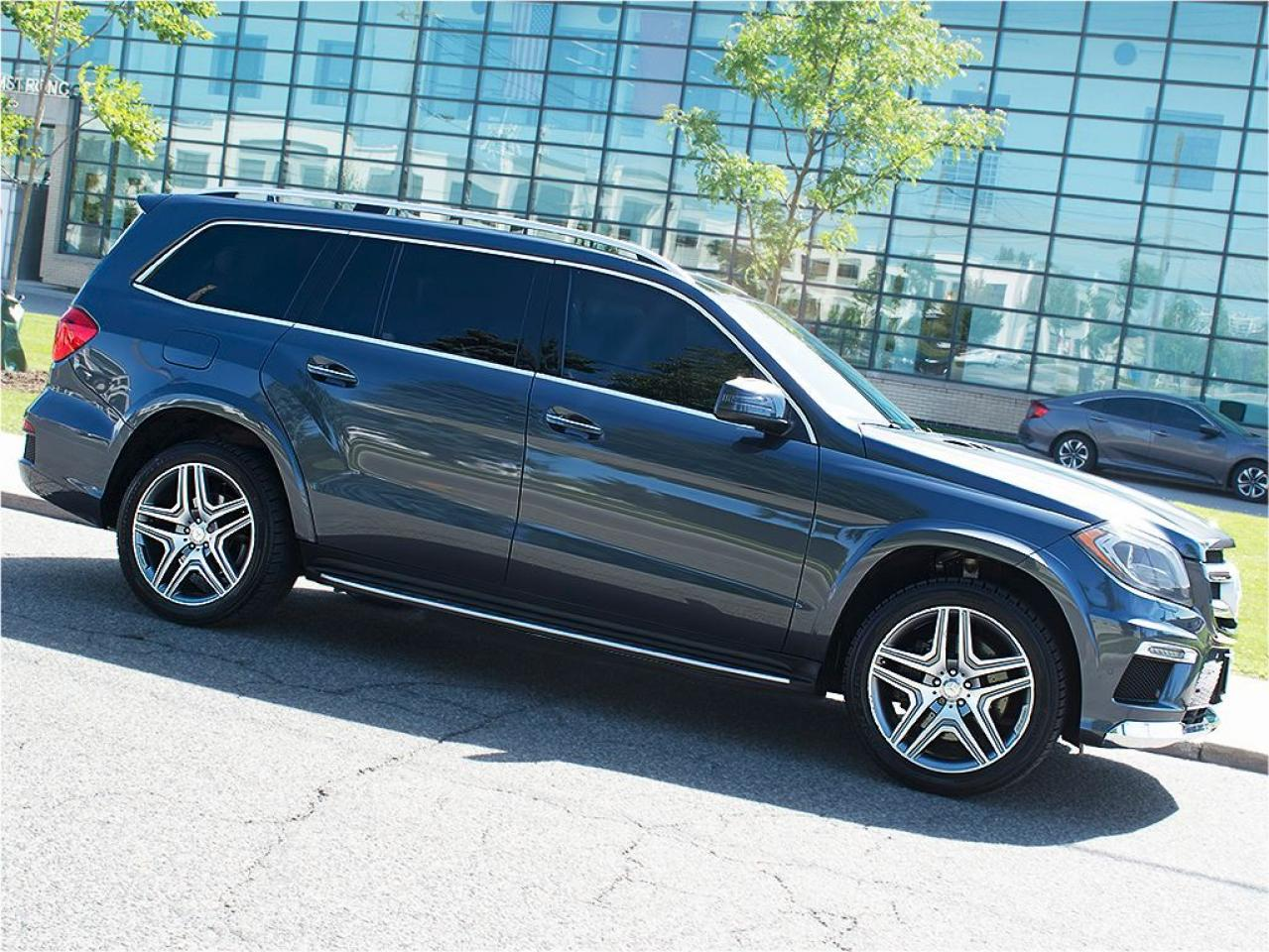 2013 Mercedes-Benz GL350 |AMG|NAVI|360 CAM|DUAL DVD|RUNNING BOARDS