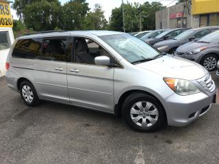 Used 2010 Honda Odyssey SE/ 8 SEATER/ DVD/ ALLOYS/ POWER SLIDING DOORS for sale in Scarborough, ON