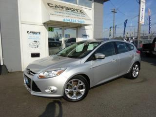 Used 2012 Ford Focus SEL Hatchback, Sunroof, Leather, Heatesd Seats for sale in Langley, BC