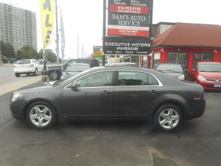 Used 2010 Chevrolet Malibu LS/ NEW BRAKES / CLEAN / KEYLESS ENTRY/ 4CYL / for sale in Scarborough, ON