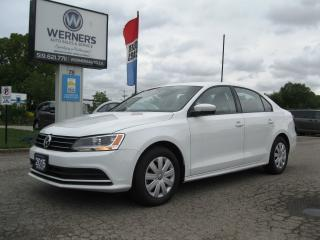 Used 2015 Volkswagen Jetta TENDLINE+ for sale in Cambridge, ON
