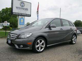Used 2015 Mercedes-Benz B250 HATCH for sale in Cambridge, ON