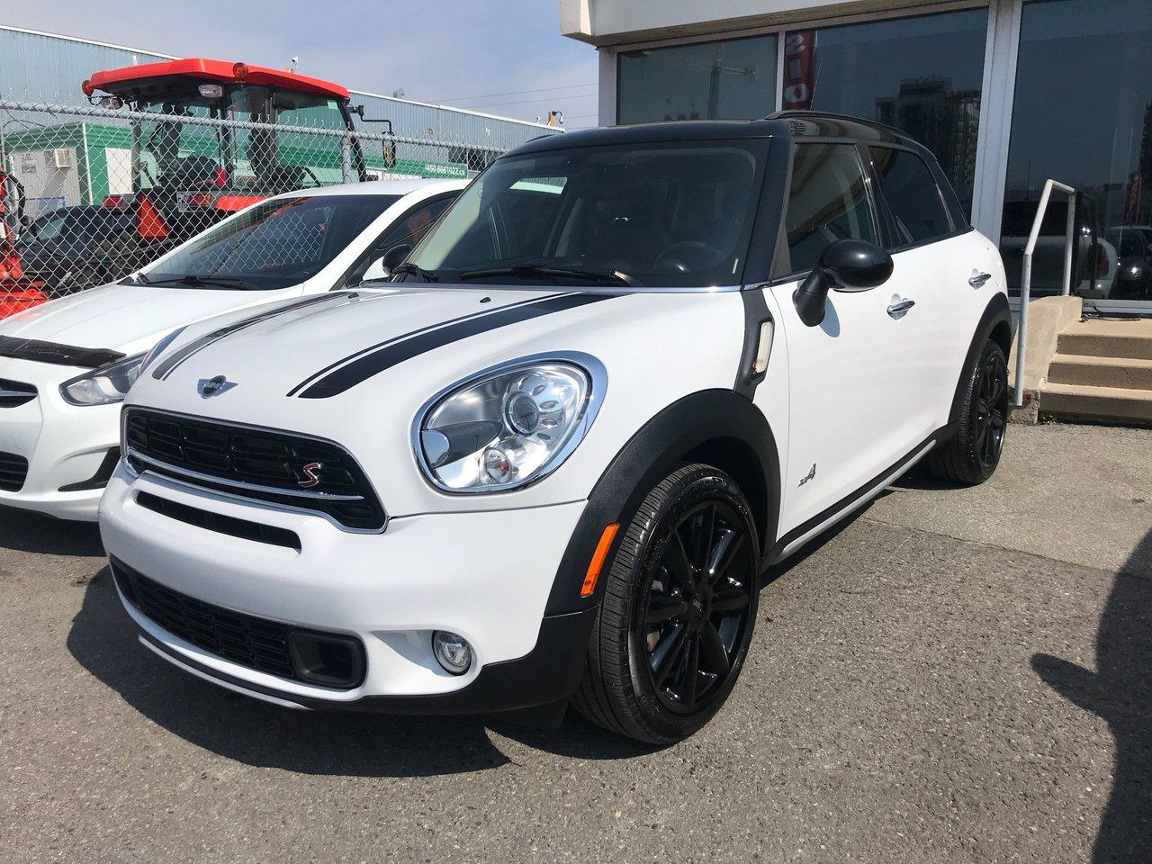 Used 2015 Mini Cooper Countryman S 16l All 4 For Sale In Laval