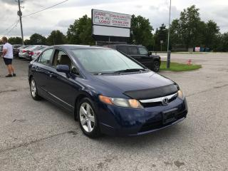 Used 2006 Honda Civic LX *CERTIFIED* for sale in Komoka, ON