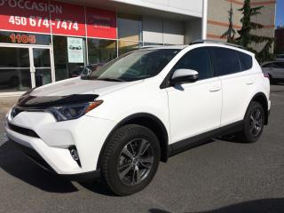 Used 2016 Toyota RAV4 T.équipé for sale in Longueuil, QC