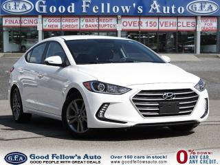 Used 2017 Hyundai Elantra GL MODEL, DRIVER ASSIST, REARVIEW CAMERA for sale in Toronto, ON