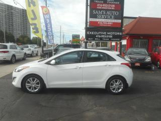 Used 2013 Hyundai Elantra GT GLS/ BLUETOOTH/ PANO ROOF / ALLOYS / HEAT SEATS / for sale in Scarborough, ON