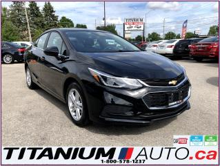 Used 2018 Chevrolet Cruze LT-Camera-Apple Play-Heated Seats-Cruise & Taction for sale in London, ON
