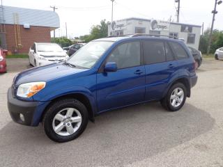 Used 2005 Toyota RAV4 CERTIFIED AWD LIMITED for sale in Kitchener, ON