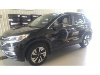 Used 2015 Honda CR-V Touring Awd Nav for sale in Gatineau, QC