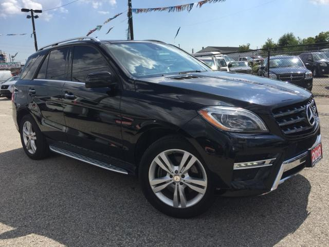 2013 Mercedes-Benz ML 350 BlueTEC, Diesel, Driver Assistance PKG