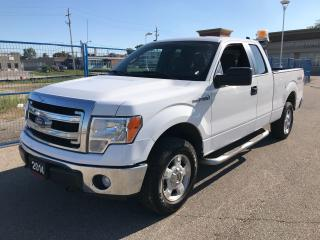 Used 2014 Ford F-150 XLT for sale in Brampton, ON