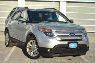 Used 2013 Ford Explorer Limited 4D Utility V6 4WD for sale in Burnaby, BC