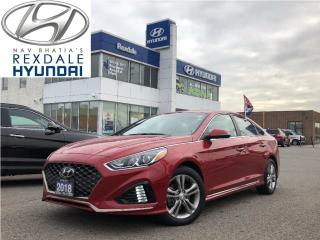 Used 2018 Hyundai Sonata Sport, POWER SUNROOF for sale in Toronto, ON