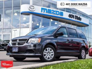 Used 2015 Dodge Grand Caravan SE/SXT, NO ACCIDENTS, VERY LOW MILEAGE for sale in Mississauga, ON