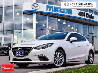Used 2014 Mazda MAZDA3 Sport GS-SKY,NOACCIDENTS,ONEOWNER, 1.9%FINANCEAVAILABLE for sale in Mississauga, ON