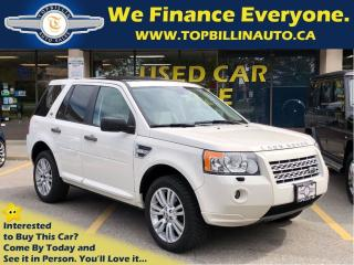 Used 2010 Land Rover LR2 HSE with Navigation & Dual Sunroof for sale in Vaughan, ON