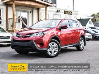 Used 2015 Toyota RAV4 LE AWD AIR BLUETOOTH WOW!! for sale in Ottawa, ON