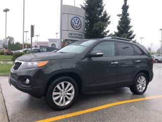 Used 2011 Kia Sorento 3.5L EX Lux V6 AWD 7-Seat at Blk/Ivory for sale in Surrey, BC
