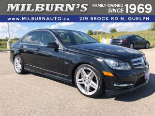 Used 2012 Mercedes-Benz C-Class 350 for sale in Guelph, ON