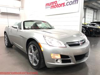 Used 2007 Saturn Sky Leather Chrome Monsoon Sound for sale in St. George Brant, ON