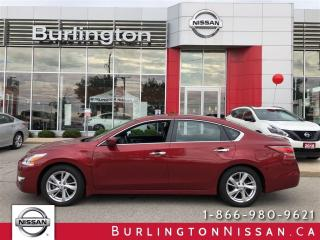 Used 2014 Nissan Altima 2.5 SV, ACCIDENT FREE ! for sale in Burlington, ON