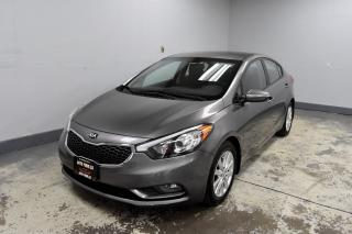 Used 2015 Kia Forte LX+ Winter Edition for sale in Kitchener, ON