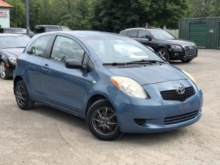 Used 2007 Toyota Yaris Gas Saver Hatchback Auto for sale in Holland Landing, ON