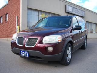 Used 2007 Pontiac Montana Sv6 4dr Extended WB w/1SA for sale in North York, ON