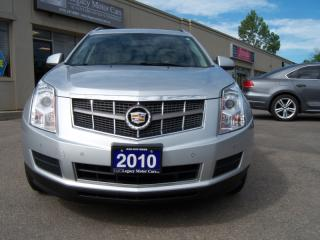 Used 2010 Cadillac SRX AWD 4dr Luxury Collection for sale in North York, ON