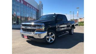 Used 2016 Chevrolet Silverado 1500 4x4 DBL CAB 1LT True North Edition for sale in Pickering, ON